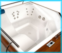 RivieraPool Portable,  wanna Spa - Relaxo